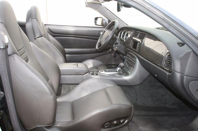 2002 Jaguar XKR Convertible Houston, Texas 15