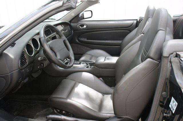 2002 Jaguar XKR Convertible Houston, Texas 17