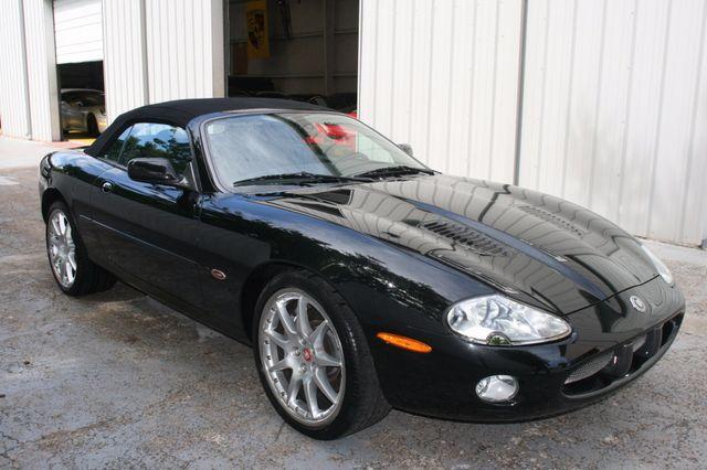 2002 Jaguar XKR Convertible Houston, Texas 2
