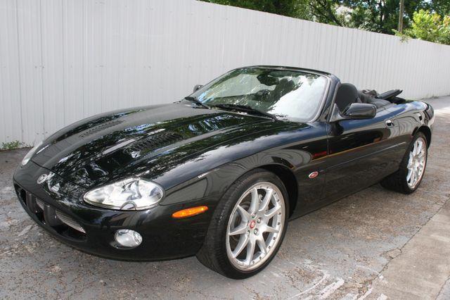 2002 Jaguar XKR Convertible Houston, Texas 6