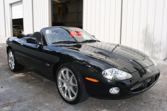 2002 Jaguar XKR Convertible Houston, Texas 7