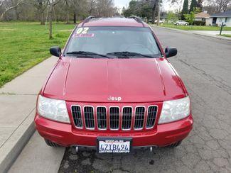 2002 Jeep Grand Cherokee Overland Chico, CA 1
