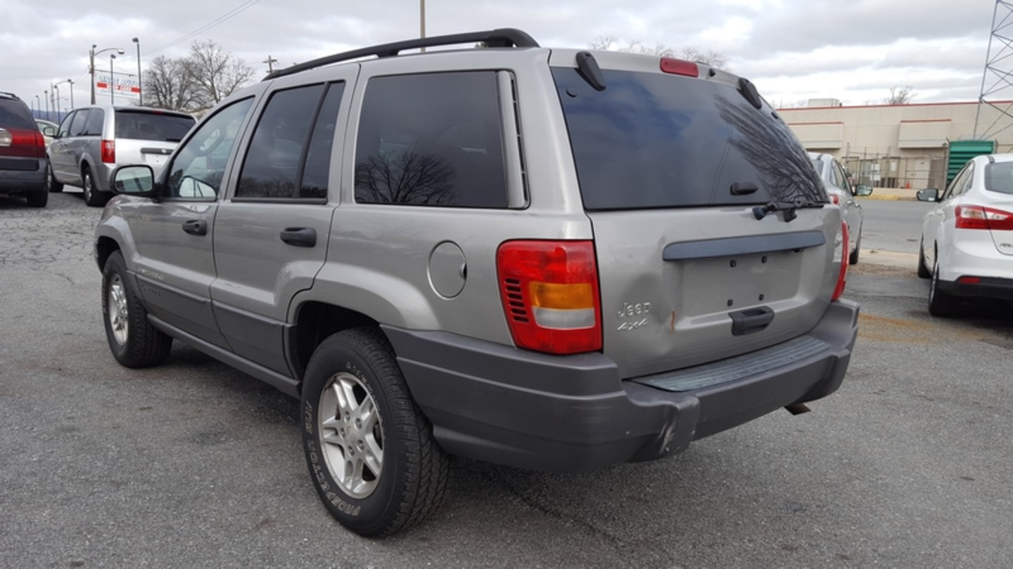 2002 jeep grand cherokee laredo in frederick maryland. Black Bedroom Furniture Sets. Home Design Ideas