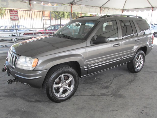 2002 Jeep Grand Cherokee Limited Please call or e-mail to check availability All of our vehicle