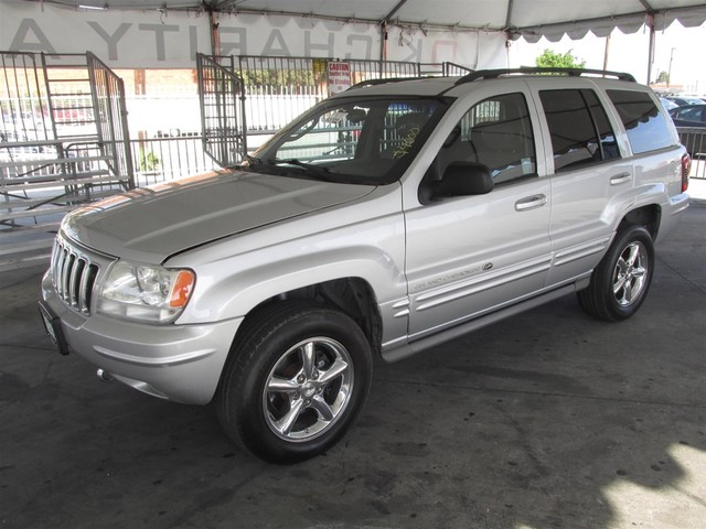 2002 Jeep Grand Cherokee Overland Please call or e-mail to check availability All of our vehicl