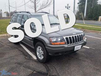 2002 Jeep Grand Cherokee Laredo Maple Grove, Minnesota