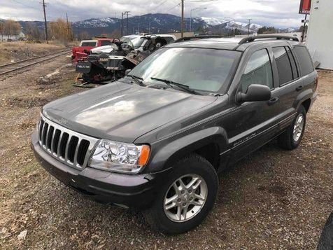 2002 Jeep Grand Cherokee Laredo in