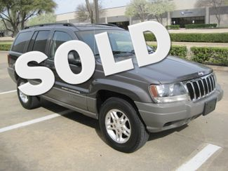 2002 Jeep Grand Cherokee Laredo, 1 Owner. L@@K Only 55k Miles Plano, Texas