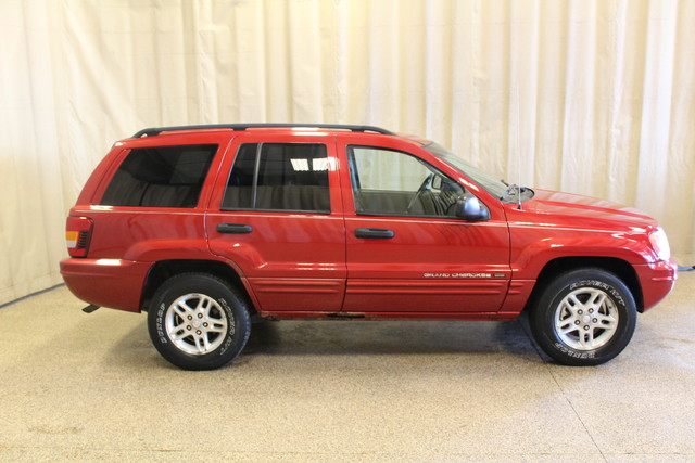 2002 Jeep Grand Cherokee Laredo Roscoe, Illinois 1
