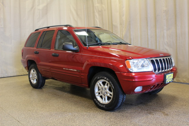 2002 Jeep Grand Cherokee Laredo Roscoe, Illinois 0
