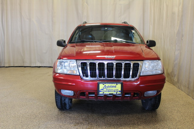 2002 Jeep Grand Cherokee Laredo Roscoe, Illinois 3