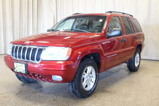 2002 Jeep Grand Cherokee Laredo Roscoe, Illinois 2