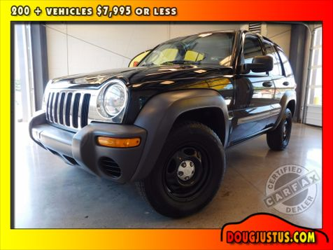 2002 Jeep Liberty Sport in Airport Motor Mile ( Metro Knoxville ), TN