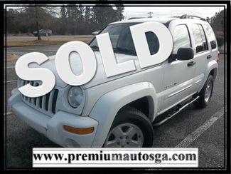 2002 Jeep Liberty Limited Alpharetta, GA