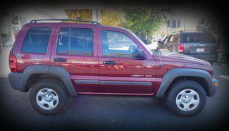 2002 Jeep Liberty Sport Utility 4x4 Chico, CA 1
