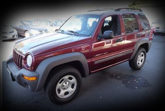 2002 Jeep Liberty Sport Utility 4x4 Chico, CA 3