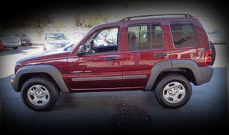 2002 Jeep Liberty Sport Utility 4x4 Chico, CA 4