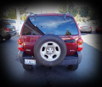 2002 Jeep Liberty Sport Utility 4x4 Chico, CA 7