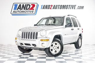 2002 Jeep Liberty Limited in Dallas TX
