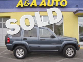 2002 Jeep Liberty Limited Englewood, Colorado