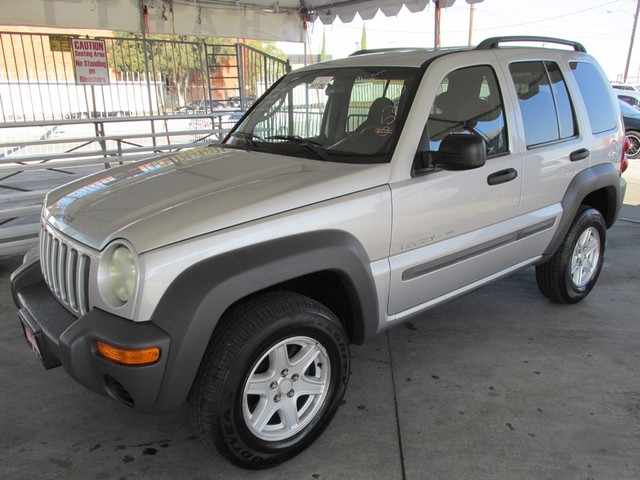 2002 Jeep Liberty Sport Please call or e-mail to check availability All of our vehicles are ava