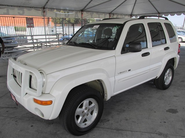 2002 Jeep Liberty Limited Please call or e-mail to check availability All of our vehicles are av