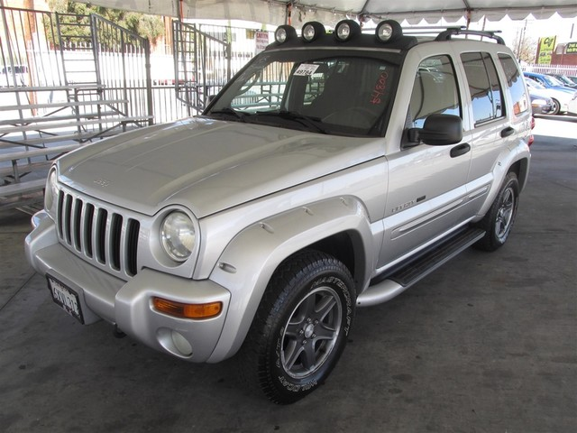 2002 Jeep Liberty Renegade Please call or e-mail to check availability All of our vehicles are