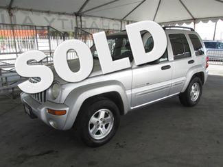 2002 Jeep Liberty Limited Gardena, California