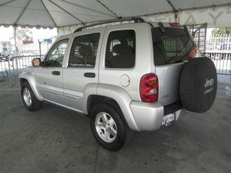 2002 Jeep Liberty Limited Gardena, California 1