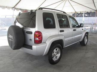 2002 Jeep Liberty Limited Gardena, California 2