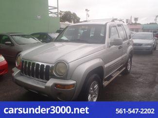 2002 Jeep Liberty Sport Lake Worth , Florida