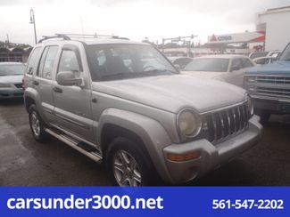 2002 Jeep Liberty Sport Lake Worth , Florida 1