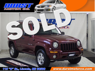 2002 Jeep Liberty Limited Lincoln, Nebraska