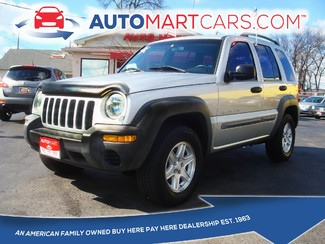 2002 Jeep Liberty in Nashville Tennessee