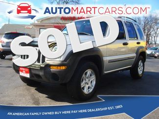 2002 Jeep Liberty Sport | Nashville, Tennessee | Auto Mart Used Cars Inc. in Nashville Tennessee