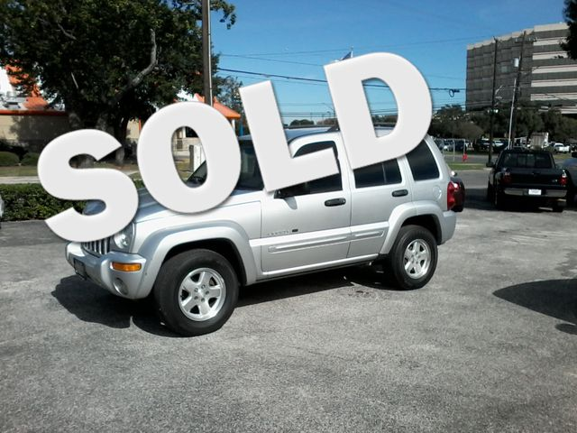 2002 Jeep Liberty Limited San Antonio, Texas 0
