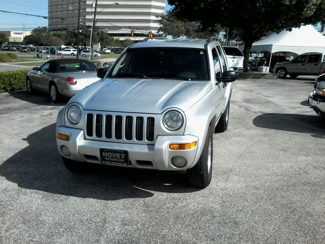 2002 Jeep Liberty Limited San Antonio, Texas 1