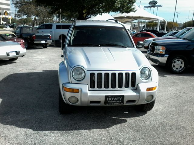 2002 Jeep Liberty Limited San Antonio, Texas 2