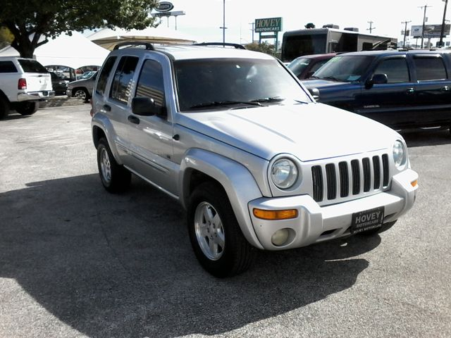 2002 Jeep Liberty Limited San Antonio, Texas 3