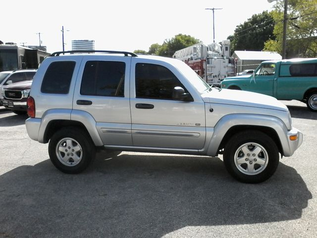 2002 Jeep Liberty Limited San Antonio, Texas 4