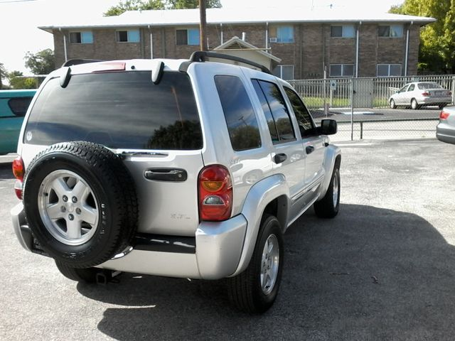 2002 Jeep Liberty Limited San Antonio, Texas 5