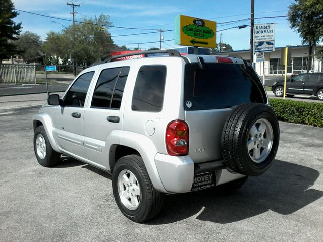2002 Jeep Liberty Limited San Antonio, Texas 7