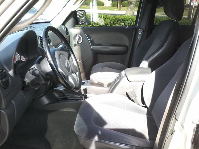 2002 Jeep Liberty Limited San Antonio, Texas 8