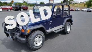 2002 Jeep Wrangler Sport   Ashland, OR   Ashland Motor Company in Ashland OR