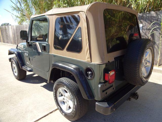 2002 Jeep Wrangler X Corpus Christi, Texas 2