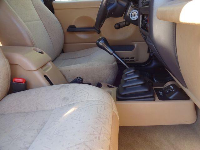 2002 Jeep Wrangler X Corpus Christi, Texas 22