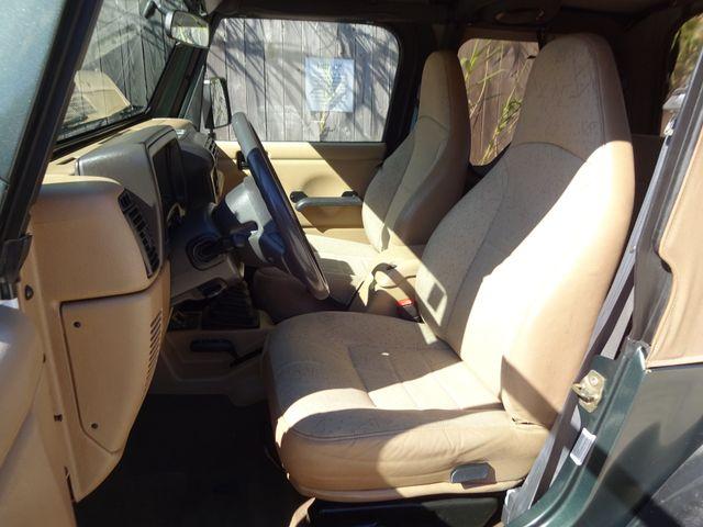 2002 Jeep Wrangler X Corpus Christi, Texas 12