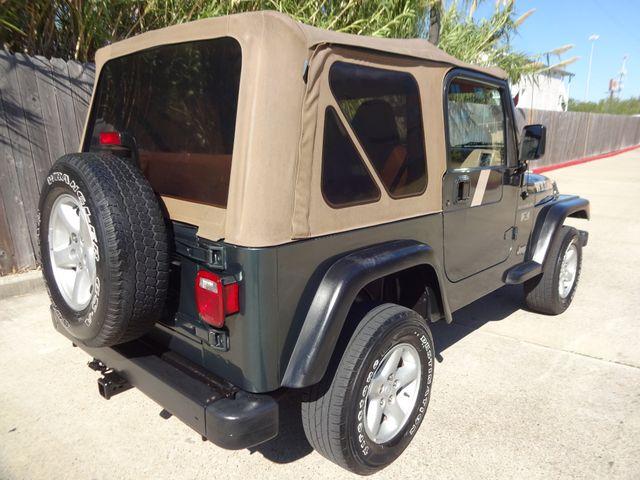 2002 Jeep Wrangler X Corpus Christi, Texas 3