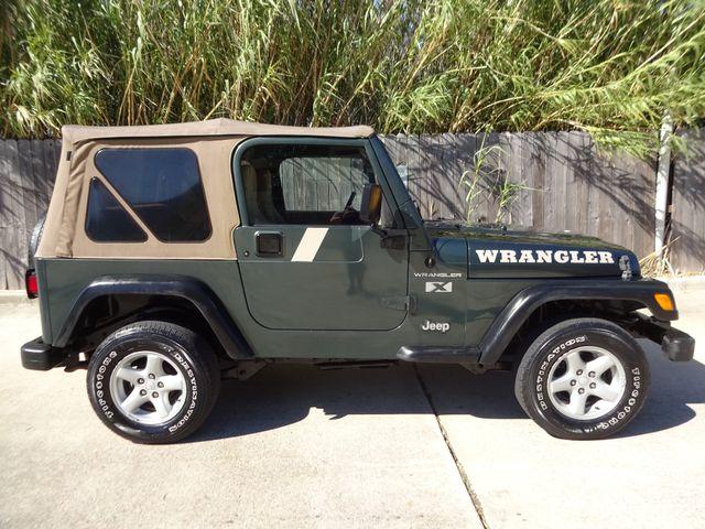 2002 Jeep Wrangler X Corpus Christi, Texas 5