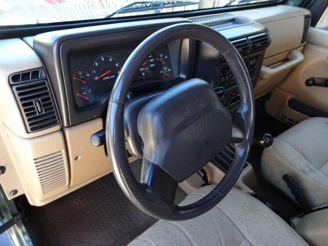 2002 Jeep Wrangler X Corpus Christi, Texas 24